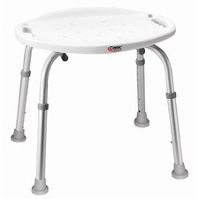 <strong>Carex</strong> Adjustable Bath & Shower Seat
