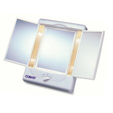 Illumina Two Side Lighted Make-Up Mirror
