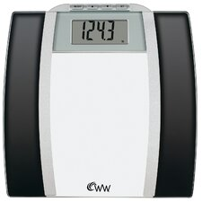 Weight Watchers LCD Glass Body Analysis Scale