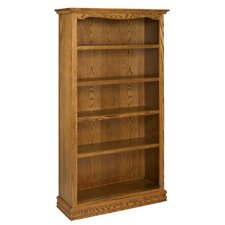 "<strong>A&E Wood Designs</strong> Americana 72"" Bookcase"