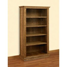 "<strong>A&E Wood Designs</strong> Britania Extra Deep 72"" Bookcase"