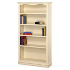 Cape Cod Bookcase in Pearl White