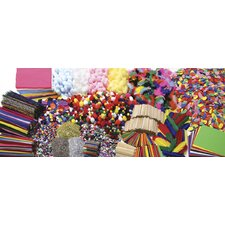 <strong>Chenille Kraft Company</strong> Colossal Crafts Super Value Craft Box