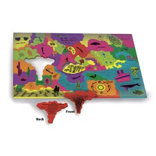 WonderFoam Giant My Meteorologist Activity Puzzle