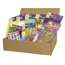 <strong>Chenille Kraft Company</strong> Scrapbookin' Kids Activity Box
