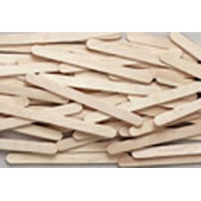 <strong>Chenille Kraft Company</strong> Craft Sticks 1000 Pcs Natural