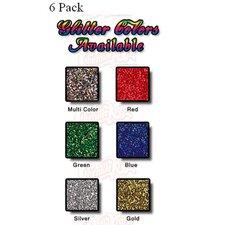 Glitter 6 3/4 Oz Jars Plain Box