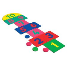 Wonderfoam Hop Scotch Mat 25 Pcs