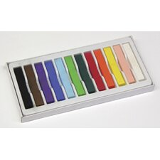 Quality Artists Square Pastels 12