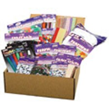 <strong>Chenille Kraft Company</strong> Classic Crafts Activities Box