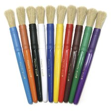 Assorted Colossal Brushes (Set of 10)
