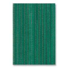 "Chenille Stems, Jumbo, 6mm x 12"" L, 100/ST, Green"