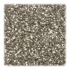 Glitter, in Shaker Jar, 1 lb., Silver