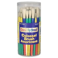 Colossal Brush Assortment
