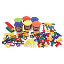 <strong>Chenille Kraft Company</strong> Classic Dough and Tool Box Assortment (Set of 84)