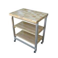 Deluxe Kitchen Cart