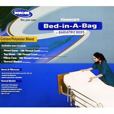 <strong>Invacare Supply Group</strong> Cotton / Polyester Home Care Bed-in-A-Bag