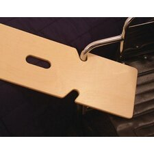 SafetySure Double-Notched Wood Transfer Board