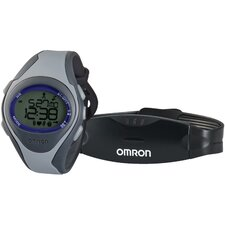 <strong>Omron Healthcare</strong> Heart Rate Monitor with Tap-on Lens