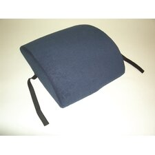 Memory Foam Lumbar Cushion with Gel Pack