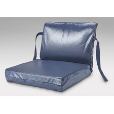 Wheelchair Cushion with Back Cushion