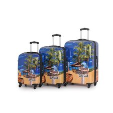 Augusta 3 Piece Luggage Set