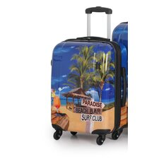"Augusta 22"" Carry-On Spinner Suitcase"