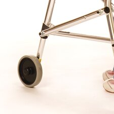 Small Child's Walker Front Swivel Leg (Set of 2)