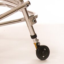 Small Child's Walker Rear Leg Wheel (Set of 2)