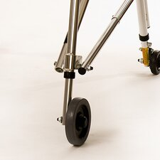 Adolescent's Walker Front Leg with Wheel