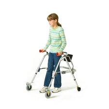<strong>Kaye Products</strong> Front Legs with Wheels for Pre-adolescent Walker