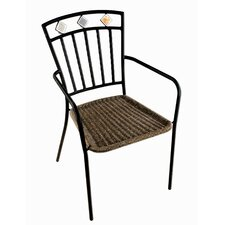 Murcia Stacking Arm Chair (Set of 2)
