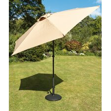Tuscany Parasol in Beige