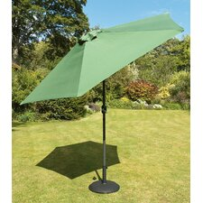 Tuscany Parasol in Green