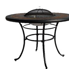 Round Stone Dining Table