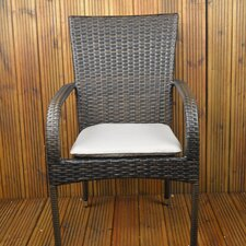 Castello Stackable Chair with Cushion