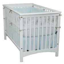 <strong>Child Craft</strong> London Stationary 2-in-1 Convertible Crib