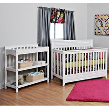 Logan 2-in-1 Convertible Crib Set