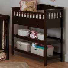 Watterson Changing Table with Drawer and Mirror