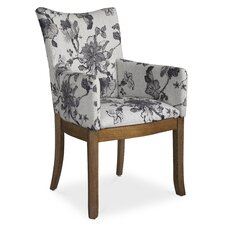 Sophisticate Floral Arm Chair
