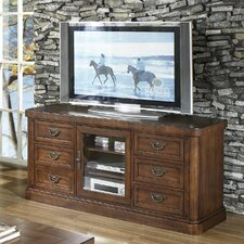 "<strong>Somerton Dwelling</strong> Barrington 63"" TV Stand"