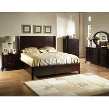 <strong>Somerton Dwelling</strong> Crossroads Panel Bedroom Collection