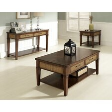 <strong>Somerton Dwelling</strong> Mesa Coffee Table Set