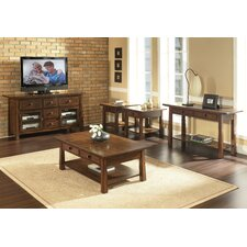 <strong>Somerton Dwelling</strong> Dakota Coffee Table Set