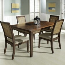 <strong>Somerton Dwelling</strong> Mesa 5 Piece Dining Set