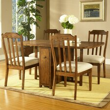 <strong>Somerton Dwelling</strong> Craftsman 5 Piece Dining Set
