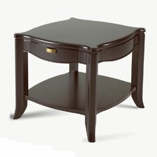 Signature End Table