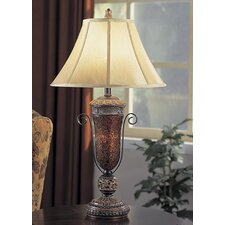 "32"" H Mosaic Table Lamp"