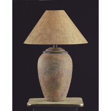 "28.5"" H Rainbow Desert Table Lamp"