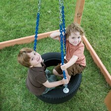 Plastic Tire Swing